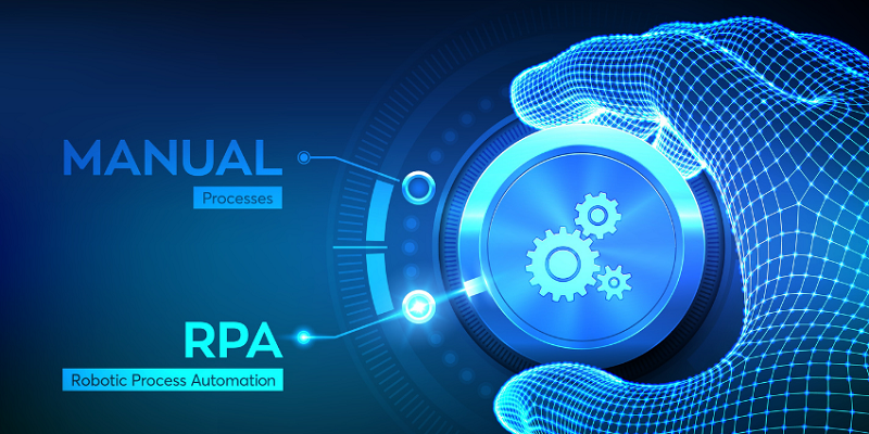 Автоматизация и оптимизация бизнес процессов фото Robotic Process Automation RPA